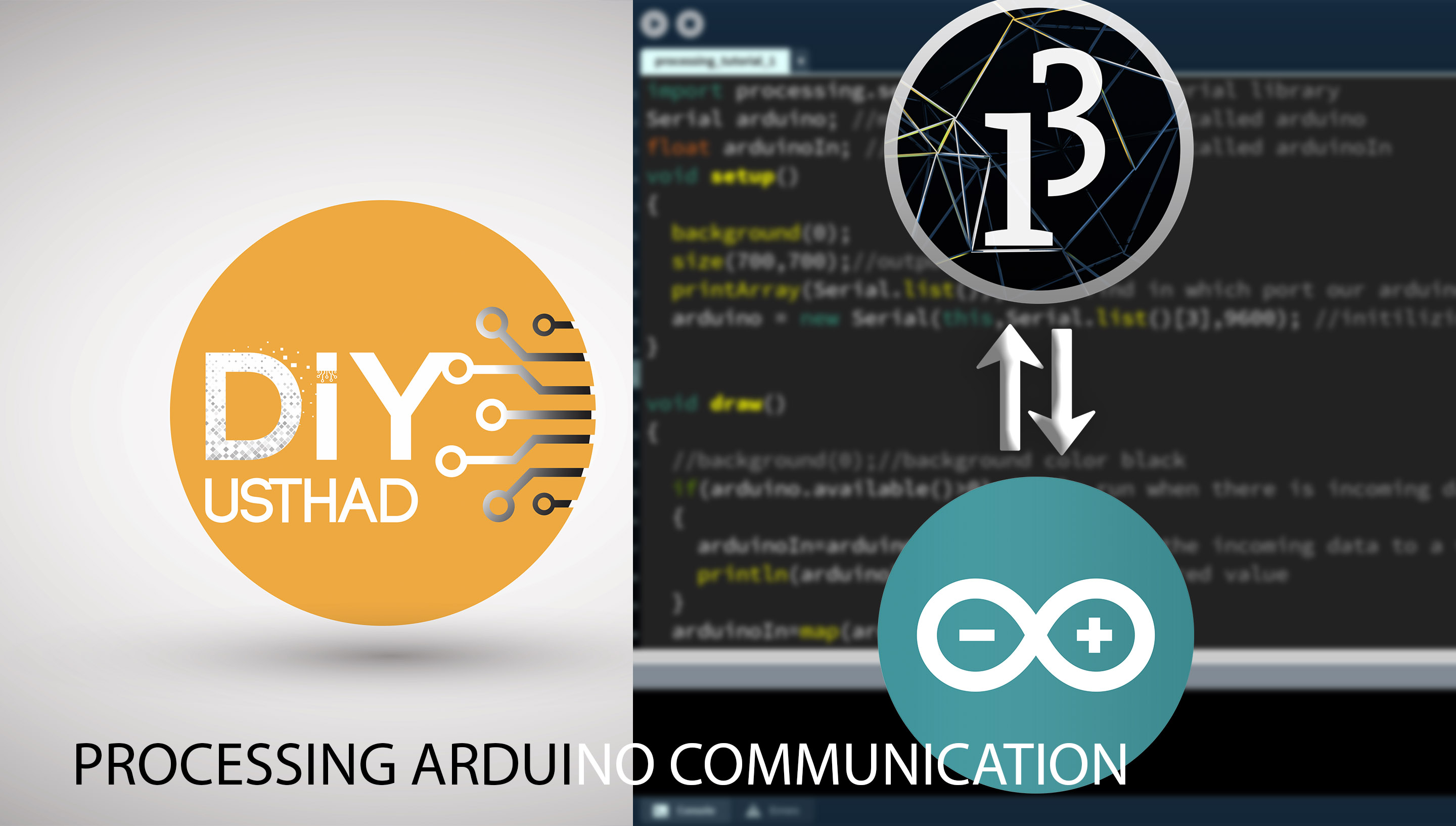 Arduino Processing Serial Communication – DIY Usthad