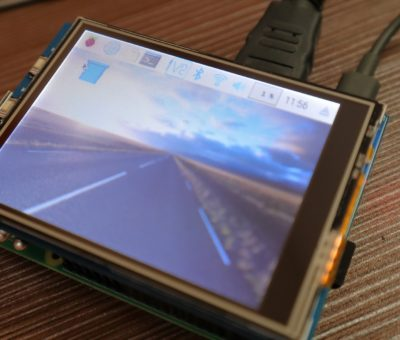 raspberry pi lcd display