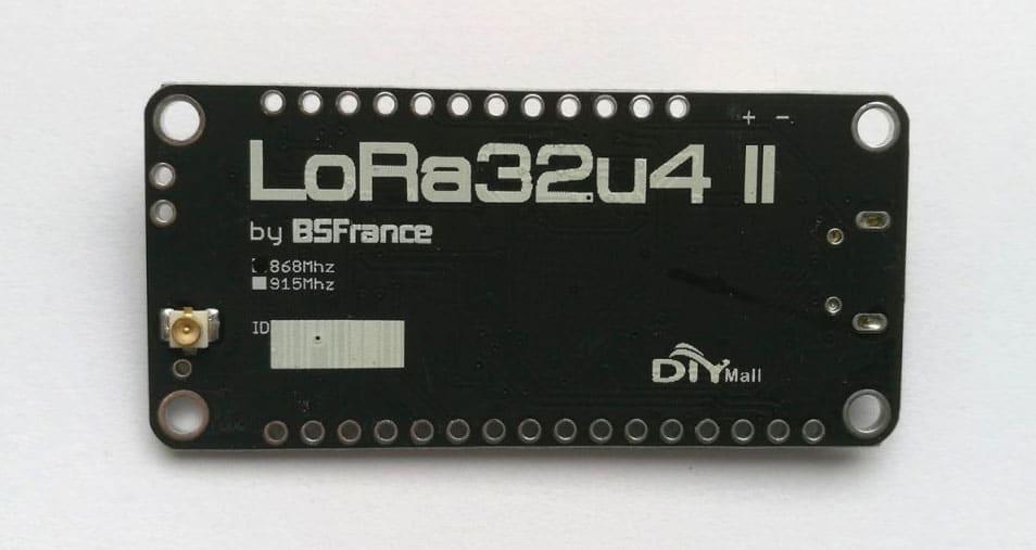 LoRa32u4