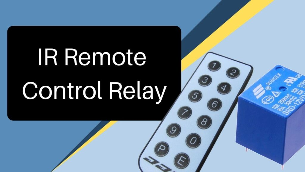 IR Remote Control Relay