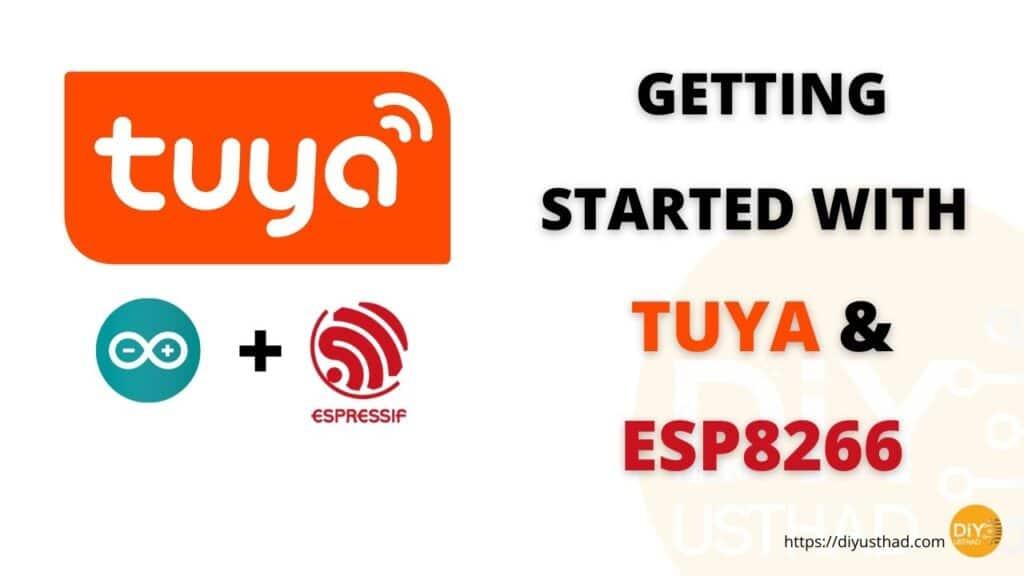 TUYA WITH ESP8266
