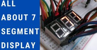 All about 7 segment display